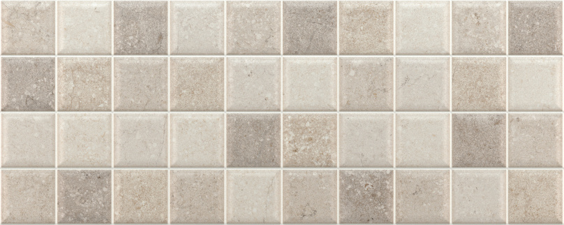 DECOR MOSAICO CONCRETE GREY