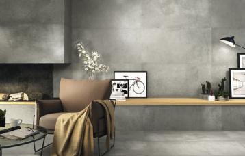 Grafton Grey 60x120 cm. Pavimento Grafton Grey 60x60 cm.