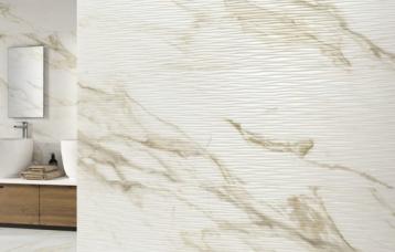 Adaggio Gold Pulido 40 x 120 cm. Adaggio Gold Pulido relieve Tonn 40 x 120 cm. Pavimento Adaggio Gold Pulido 60 x 60 cm.