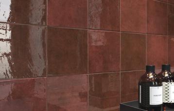 Gemstone Ruby 15x15 cm.